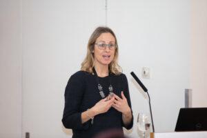 Senior Programme Manager Jane Hackett